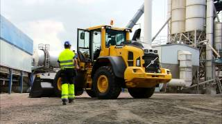 Volvo H-series wheel loaders: clearly comfortable