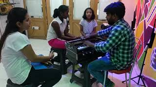 VOCAL CLASS ON RAAGAS | THE LOVE RHYMES | MUSIC
