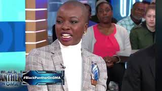 "Danai Gurira Destroys ""The Lie"" of Hollywood and Colonialism"
