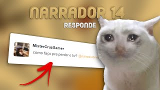NARRADOR RESPONDE #14 - NARRADO PELO GOOGLE TRADUTOR