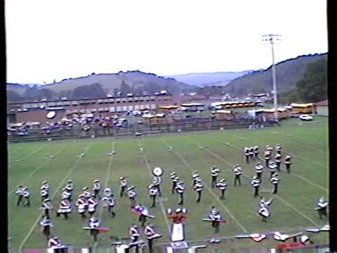 1995 Holston High School Marching Band Chilhowie