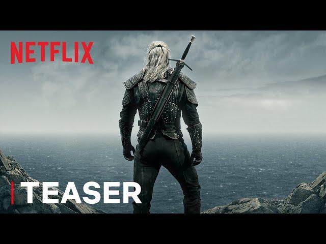 The Witcher   Teaser oficial   Netflix
