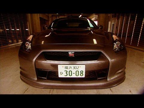 Nissan GTR: Speed Devil (HQ)   Top Gear   BBC