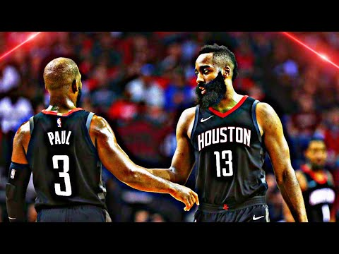 Chris Paul & James Harden Mix 2018  - 116 – Light Work (ft. Andy Mineo, 1K Phew, Tedashii, WHATUPR