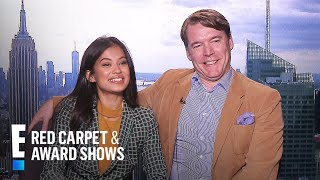 Juliana Admits to Getting Michael Drunk When They Met | E! Red Carpet & Award Shows