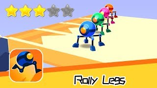 Rolly Legs - Voodoo - Walkthrough Physics based race! Recommend index three stars