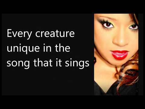 Indescribable - Kierra Sheard KARAOKE