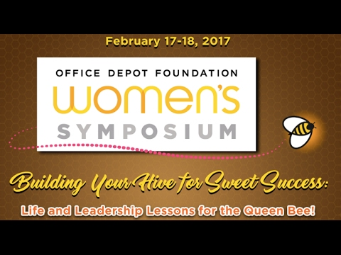 EntreprenHer Interview with Mary Wong - The Office Depot Foundation Women's Symposium