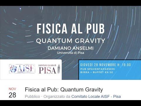 Quantum Gravity Al Pub