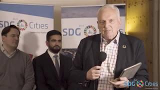 UNGSII SDG Cities Debate  |  Davos 2020