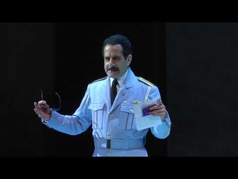 The Band's Visit  Curtain Speech by Tony Shalhoub