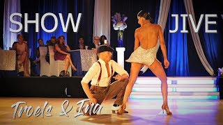Troels Bager - Ina Jeliazkova I Jive I Showdance