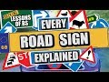 Every UK Road Sign and What They Mean!