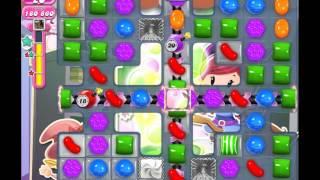 Candy Crush Saga Level 1096 (No booster, 3 Stars)
