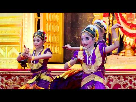 "Priyanka Nruthya Kalaniketan School of Fine Arts - ""KOVAIYIL THIRUVAIYARU"""