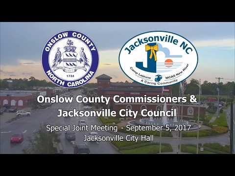 City County Special Joint Meeting - September 5, 2017