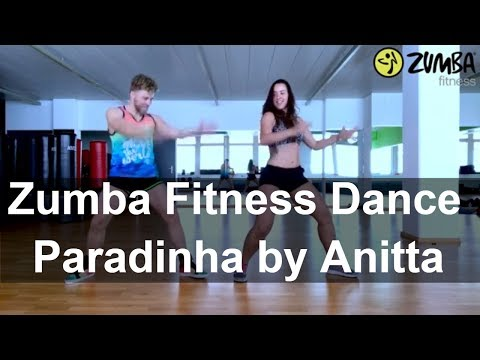 Paradinha by Anitta I Truly Awesome Zumba Fitness Dance Workout & Choreo