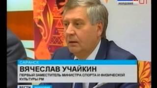 Олимпийский огонь прибудет в Саранск 9 января(, 2013-12-10T15:35:01.000Z)