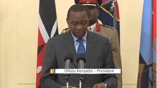 LSK Sues President Kenyatta