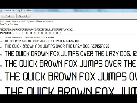 How To Create Font In Corel Draw