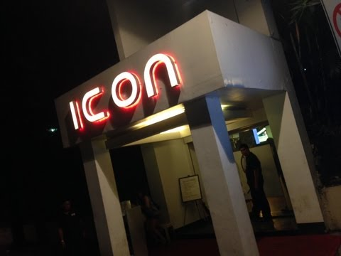 Manila Nightlife Icon Club Intercontinental Hotel Makati by HourPhilippines.com