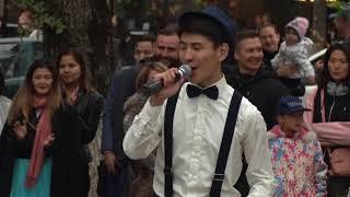 Посвящения студентов 2017 в КазНАИ им. Т.К.Жургенова