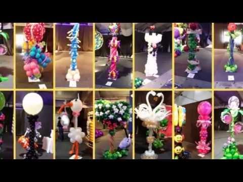 Trang trí sinh nhật, bán bóng bay hidro oxi ở Hà Nội 0974959584
