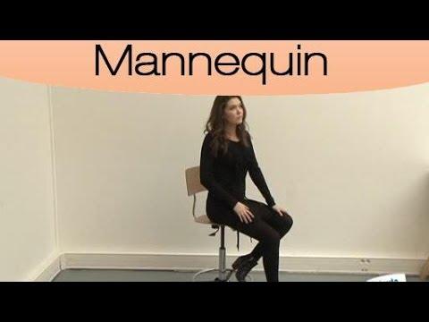 mannequin professionnel poser pour des photos youtube. Black Bedroom Furniture Sets. Home Design Ideas