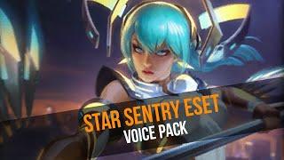 NEW Voice Pack - Star Sentry Eset