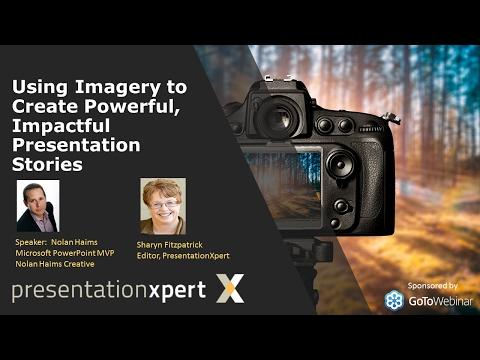 [Webinar] Using Imagery to Create Powerful, Impactful Presentation Stories
