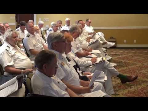 FLORIDA COUNCIL OF YACHT CLUBS,  PRESENTATION BY BOB PETERSON  7 /9 /16