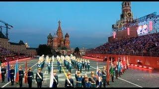 """Азербайджан впервые выступил на международном фестивале """"Спасская башня"""""""