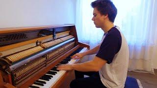 Auli 39 I Cravalho How Far I 39 ll Go Moana soundtrack Piano cover by Peter Buka.mp3