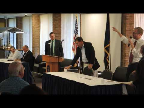 Emmet County Commissioner Candidate Forum 7th District