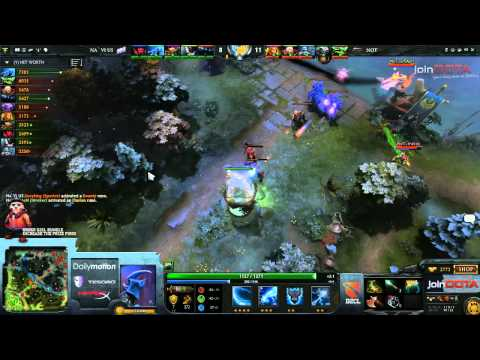 Na'Vi US vs NoT Game 2 D2CL