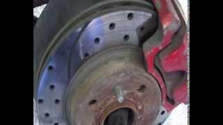видео Устанавливаем задние дисковые тормоза на ВАЗ 2110