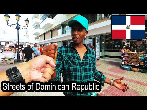 Dominican Republic 2017 - Streets of Santo Domingo