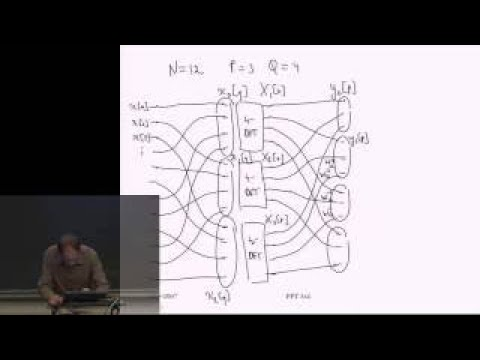 4 The Fast Fourier Transform Lecture 22
