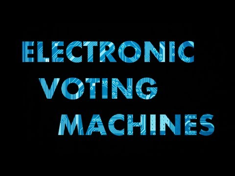 Electronic Voting Machines: Do They Improve the Voting Process?