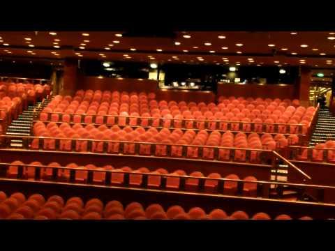 Princess Theater Seating