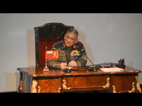 Army Chief General Bipin Rawat Press Conference: Part-III of VI