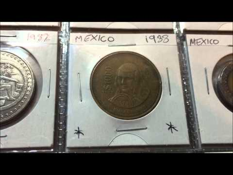 World Coin Collection 2015: North America (5/6)