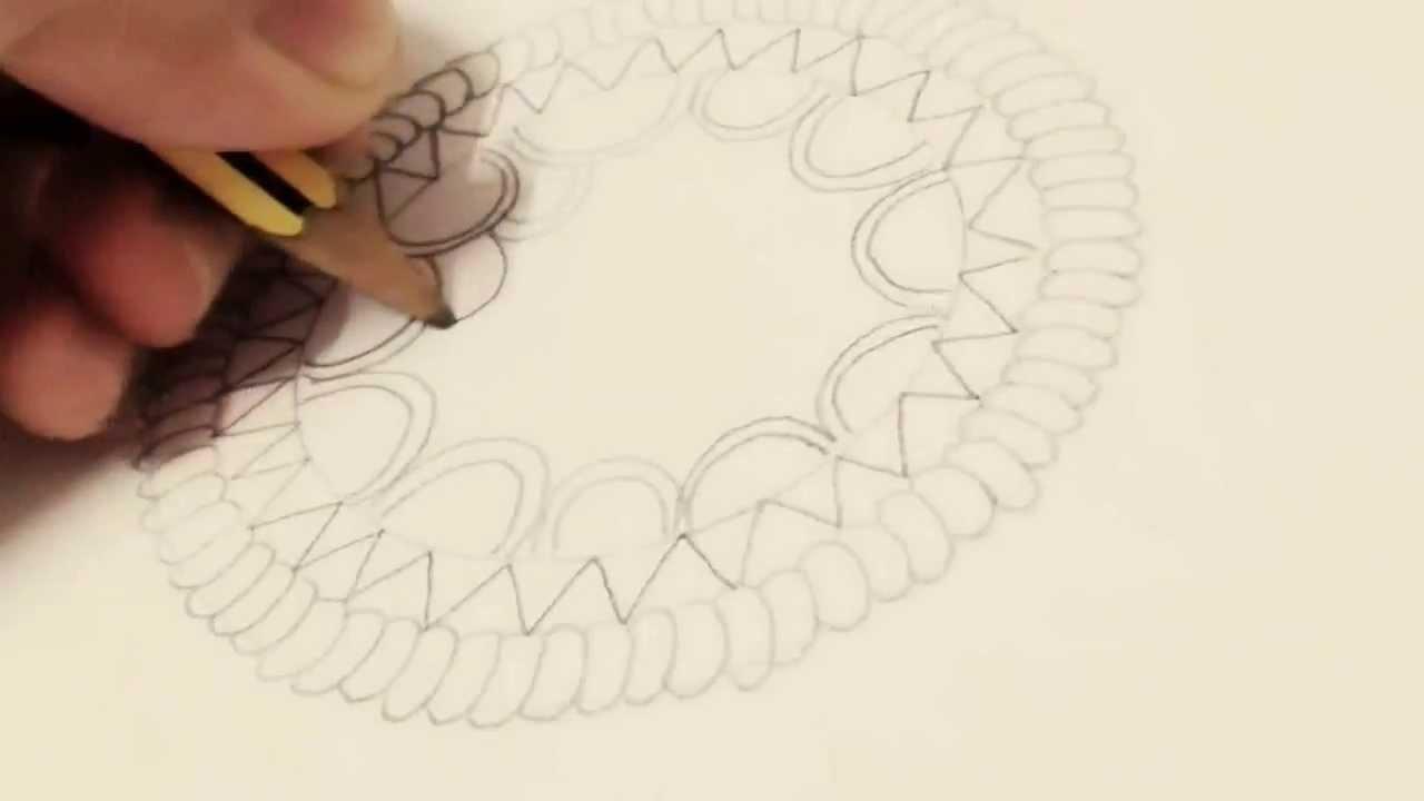 Mandala Wallpaper Iphone 6 How To Draw A Dream Catcher Beginners Youtube