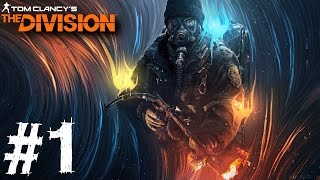 Tom Clancy's The Division Gameplay Walkthrough Part 1 Dark Zone Let's Play Review