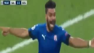 هدف هلال العربي سوداني ضد سالسبورغ النموساوي 24-08-2016 But de El-Arbi Hilal Soudani vs Salzburg 2017 Video