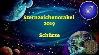 Sternzeichen Schütze 2019  Dein Jahresorakel