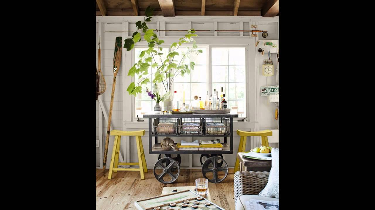 Summer house decorating ideas - YouTube