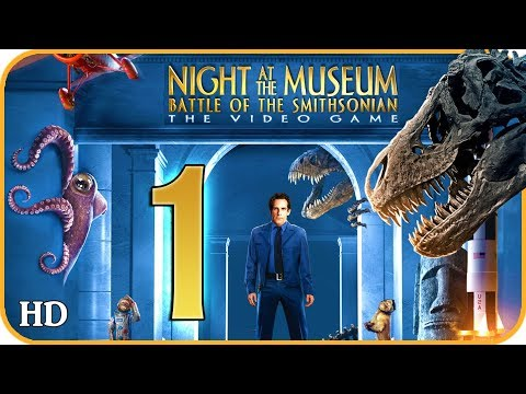 Night At The Museum: Battle Of The Smithsonian Walkthrough Part 1 (X360, Wii) New York