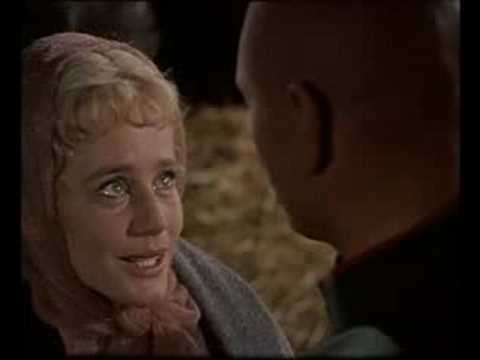 Maria Schell : The actress that can smile while crying