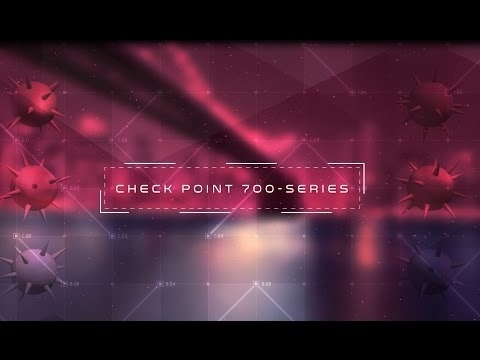 Check Point 700 Series Appliances for Small Business - Product Video